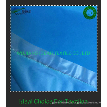 184T 228T nylon taslon TPU revestido tecido / material inflável da solda RF