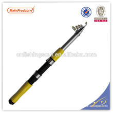 TSR060 glass fishing rod blanks wholesale fishing rod price fibre glass telescopic tele spin rod