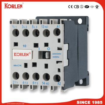 Contator magnético do contator de Korlen 3TF AC-3 com contato de prata IEC60947