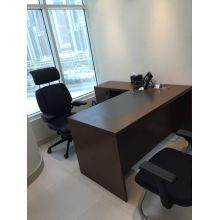 Büromöbel Holz Büro Manager Tisch (FOH-OFT1)