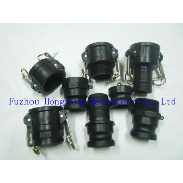 PP Camlock coupling Pipe Fittings