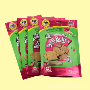 Pet Food Packaging Bag Ziplock Bag