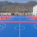 Terrain de basketball extérieur Enlio Professional