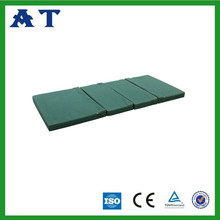 Medical triple folding bed mattress