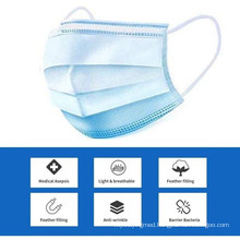 High quality 3ply disposable face mask