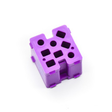 custom plastic case injection rubber parts enclosure mouldings fabrication maker factory