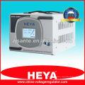 SRFII-12000-L LCD display relay control voltage stabilizer