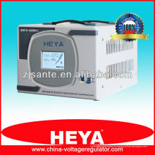SRFII-12000-L Estabilizador de voltaje de control de relé de pantalla LCD