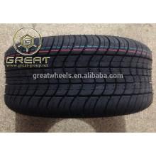 Rodas de liga leve de 12 polegadas com pneus, rodas / pneus atv