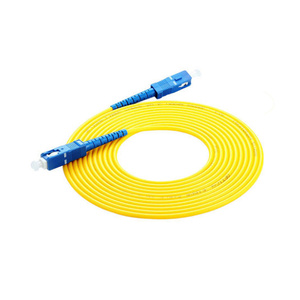 SC SC Fiber Optic Patch Cord
