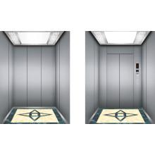 Cómodo ascensor de pasajeros para edificios residenciales