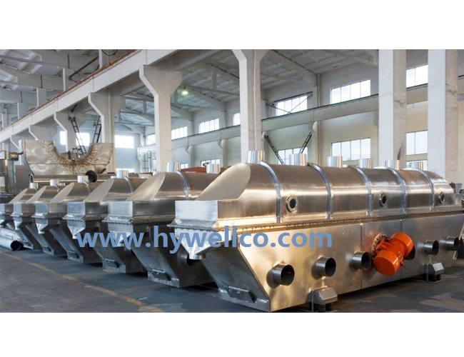 Continuous Soybean Drying Machine