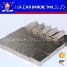 Diamant-Segment für Marmor-Granit Andere Stein- und Betonschneiden