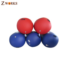 Perfect details safe and comfortable inflatable air rolls for gymnastics training