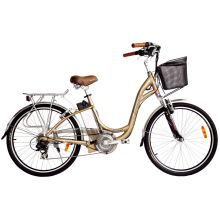Electric Bikes /Tonaro Central Motor (Princess01)