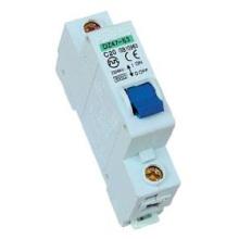 Dz47-63 (C45N) Serie Mini-Leistungsschalter mit hoher Leistungsschalterkapazität