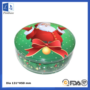 Decorative Candle Packaging Tins
