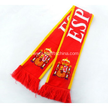 Promotional Latest Design Knitted Scarf