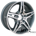 2016 new high quality replica suv aluminium wheel Llantas
