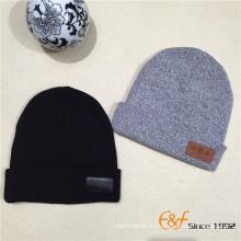 2017 Новый Дизайн Хлопок Мужчина Отец Вязаная Шапка Шляпа И Кепка