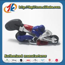 Neues Design Kunststoff Motobike Key Launcher Spielzeug für Kinder