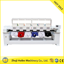cap/tubular computer embroidery machine one head embroidery machine computerized cap/t-shirt embroidery machine