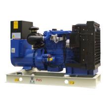50Hz Lovol Diesel Silent 45kVA / 35kw Generator