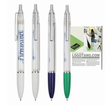 Popular Banner Pen with Metal Clip