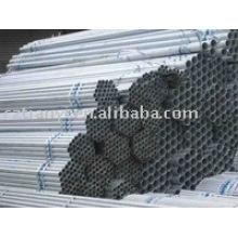 STD quente mergulhado tubo de aço carbono galvanizado