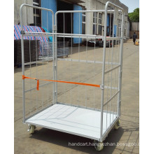 Hot Sale Logistic Trolley for Workshop and Warehouse