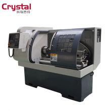 Maquinaria do cnc do preço CK6432A da máquina do torno do CNC do controle de sistema de SIEMENS