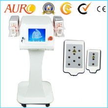 Standing Diode Lipolaser Slimming Body Beauty Machine