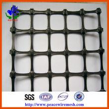 Géogrille biaxiale en plastique de haute qualité (HP-X1)
