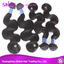 Body Wave Human Extensions Peruvian Wavy Hair Bundles