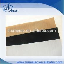 Excellent performance Teflon coated fiberglass cloth