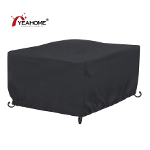 All Season Patio Fire Pit/Table Cover Waterproof Outdoor Furniture Cover Tablecloth