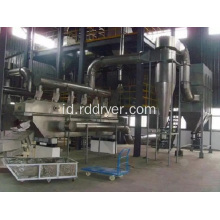 ZLG Model Bergetar Bread Crumbs Fluid Bed Dryer Fluidized Bed Dryer
