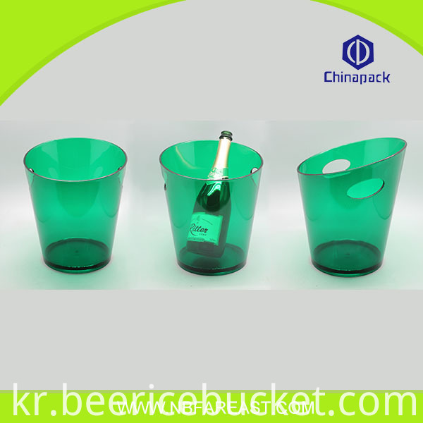 Colorful China company supply design direct wholesale foam ice bucket