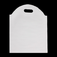 Custom Printing Logo Die Cut Shopping Bag