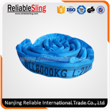 En1492-2 8t 110mm Heavy Duty Endless Round Sling 2016