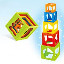 Plastik Spielzeug Baby Spielzeug Jenga (h9327005)