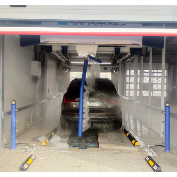 Machine de lavage de voiture sans contact laser wash 360