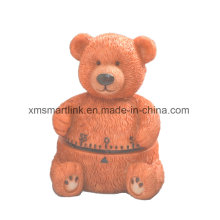 Bear Mechanical Kitchen Timer, Countdown Timer, Cooking Tool