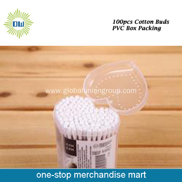 100pcs Medical Alcohol Cotton Swabs