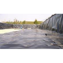 Geomembrane HDPE pour déversement d'hydrocarbures et usinage Lanfill