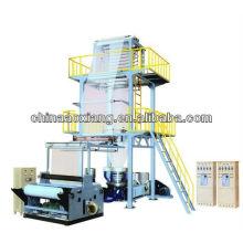 Máquina de sopro da extrusão do filme da embalagem da indústria da alta velocidade de SD-120-3000 LD / LLDPE