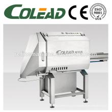 Máquina de corte de acero inoxidable / máquina de corte de ensalada / máquina de lavar vegetales / corte de lechuga