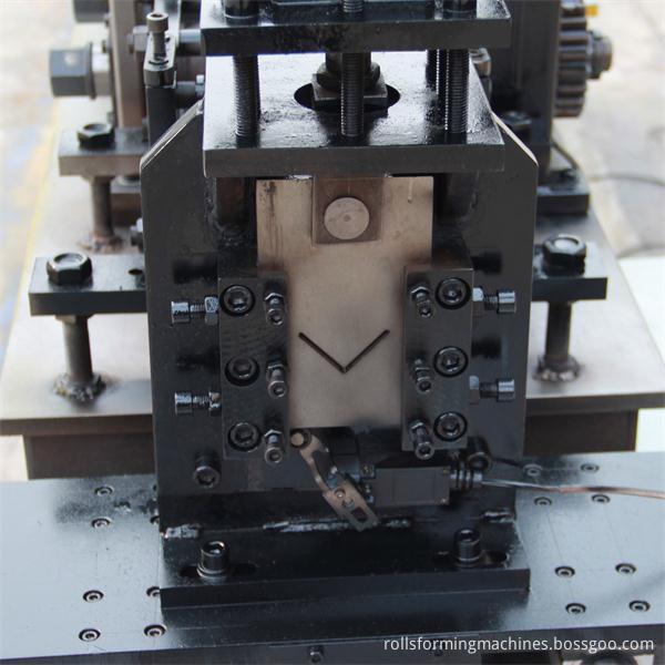 wall angle steel angle angle bead machine