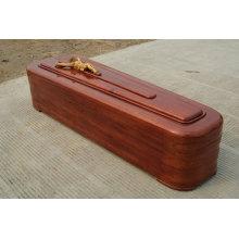 Cremation Urn/Solid Wood Coffin&Casket S001mi/Funeral Supplies