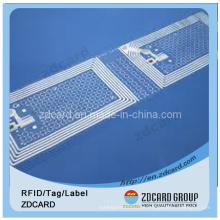 ISO 18000-6c UHF EPC Classe 1 Gen2 Etiqueta RFID
